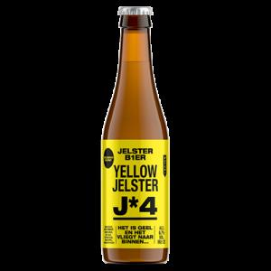 Jelster bier - Yellow Jelster van jouw Rotterdamse brouwer