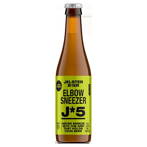 Jelster Bier I Elbow Sneezer van jouw Rotterdamse brouwer