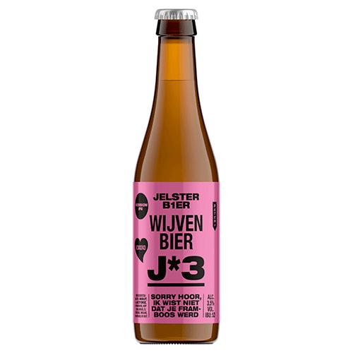 Jelster bier I Wijvenbier van jouw Rotterdamse brouwer
